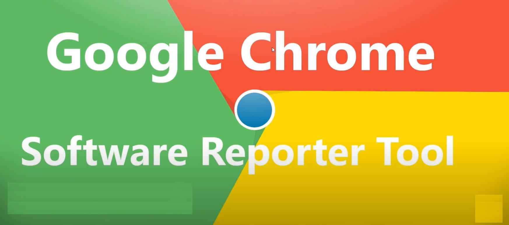 ¿Cómo eliminar Google Software Reporter?