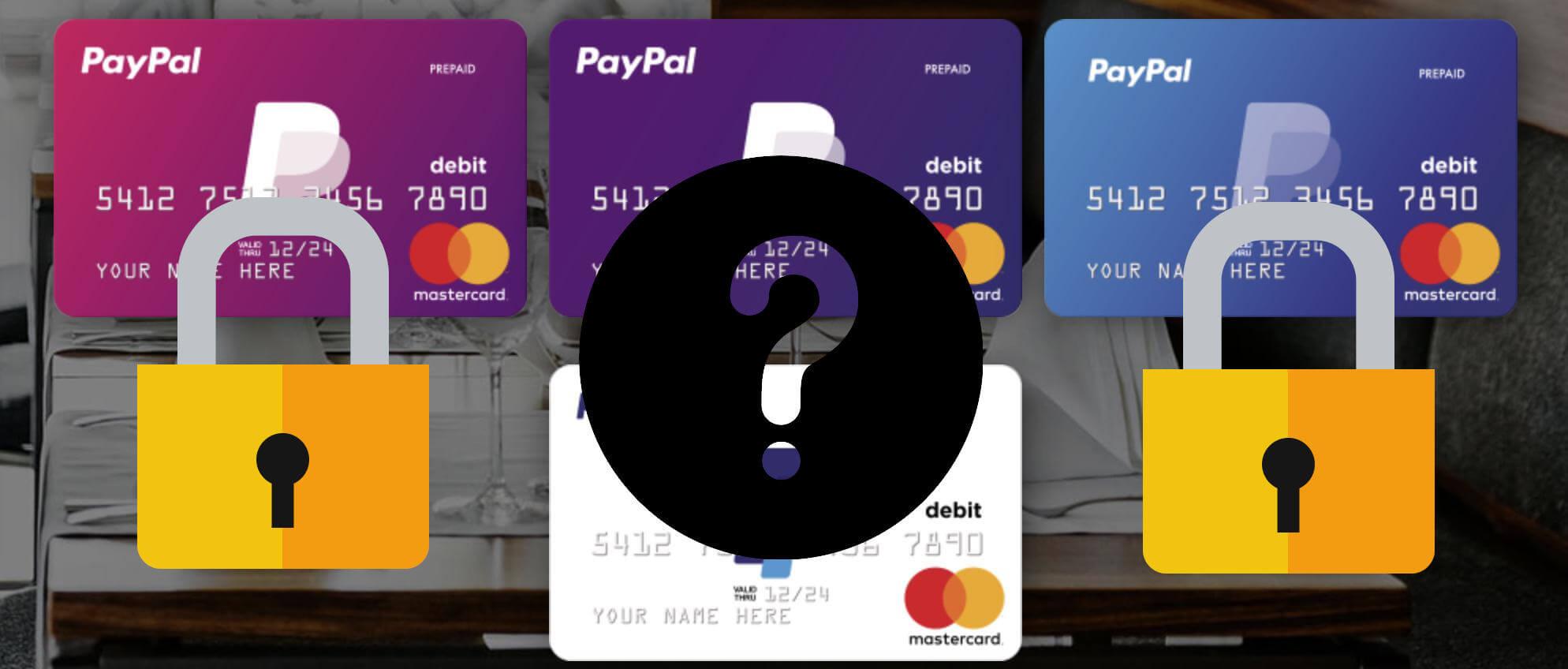 que es mas seguro: pagar con paypal o con tarjeta de credito