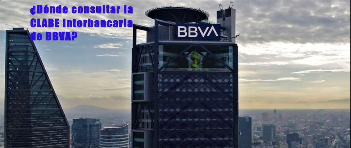 consultar clabe interbancaria bbva mx