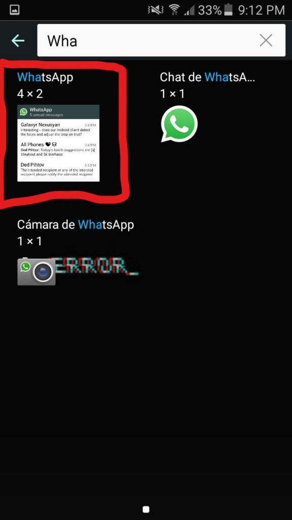 Evitar doble check azul con widget de Whatsapp