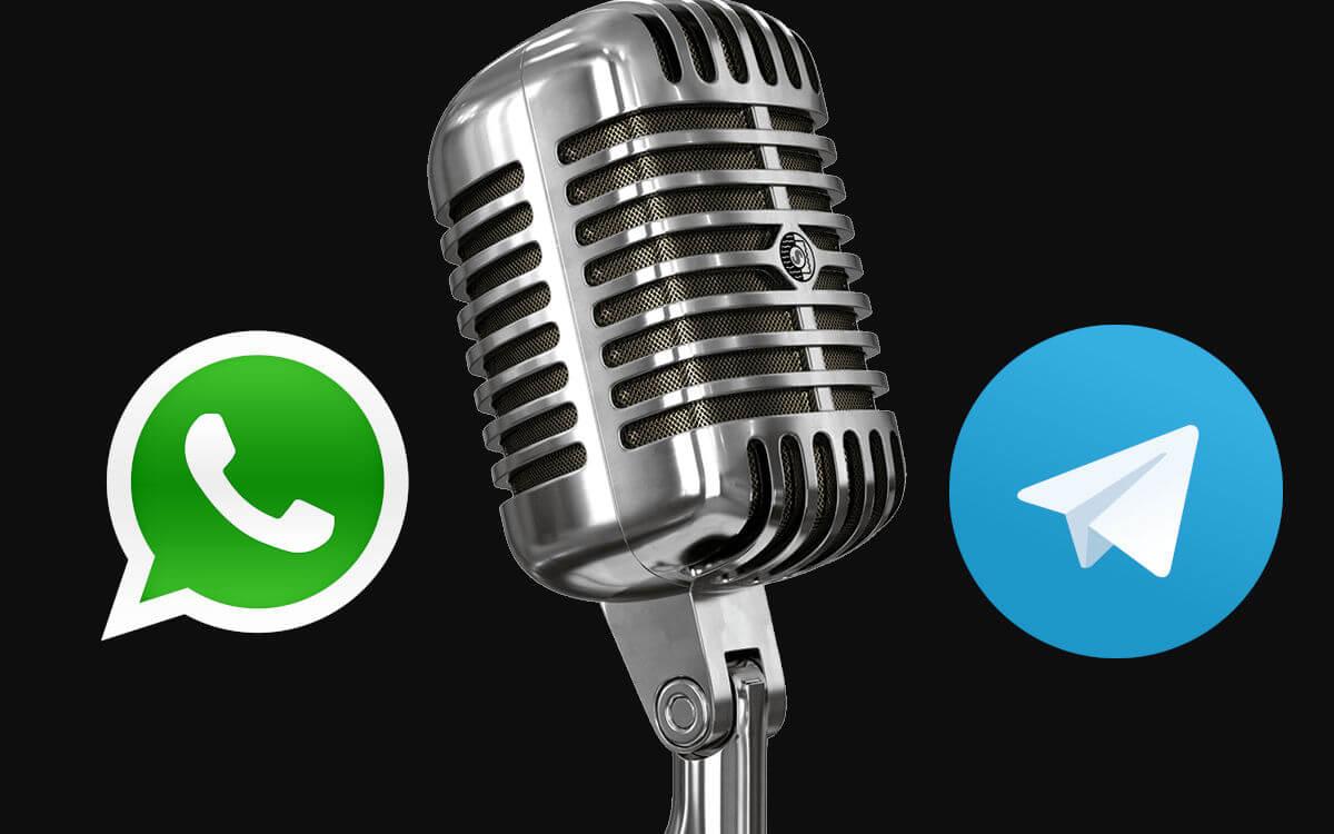 pasar notas de voz de whatsapp a texto