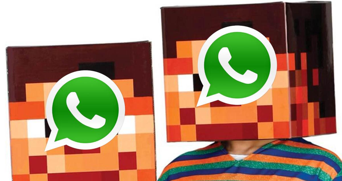 como pixelar una imagen en whatsapp antes de enviarla